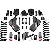 RS66452B Suspension Lift Kit - Front and Rear Set of 5
