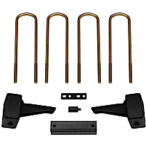 RS886506 5.5 in. Axle Block - Iron, Direct Fit, Kit