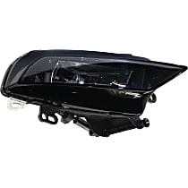 Fog Light Assembly - Passenger Side, (Convertible, without S-Line Package)/Sedan