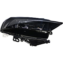 Fog Light - Passenger Side, (Convertible, without S-Line Package)/Sedan