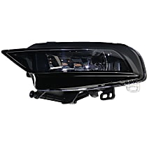 Fog Light Assembly - Driver Side, (Convertible, without S-Line Package)/Sedan