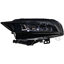 Fog Light - Driver Side, (Convertible, without S-Line Package)/Sedan