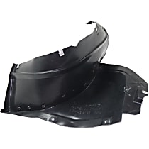 Fender Liner - Front, Driver Side, Front Section