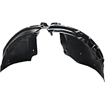 Fender Liner - Front, Passenger Side, Rear Section