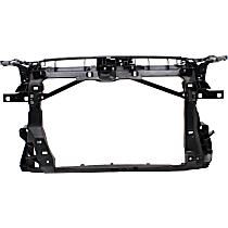 Radiator Support - Plastic with Steel, Sedan
