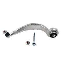 Control Arm with Ball Joint Assembly, Front Lower Rearward Passenger Side