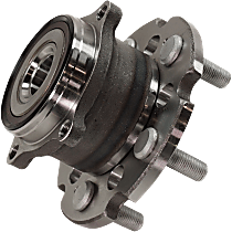 Wheel Hub - Rear, Driver or Passenger Side