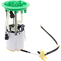 Electric Fuel Pump With Fuel Sending Unit, For FWD models only