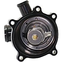 Thermostat Housing - Direct Fit, Assembly