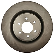 782057R R-Line Series Rear Driver Or Passenger Side Brake Disc