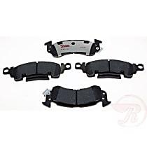 EHT52 Element3 Hybrid Series Front Brake Pad Set