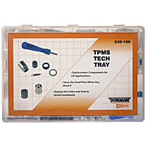 030-100 TPMS Valve Kit - Direct Fit, Kit