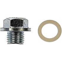 090-075 Oil Drain Plug - Direct Fit, Set of 5