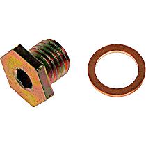 Dorman 090-165 Oil Drain Plug - Direct Fit, Set of 5