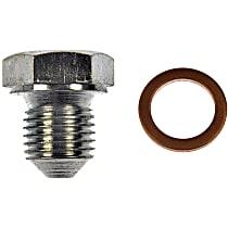 Oil Drain Plug - Direct Fit, Set of 5