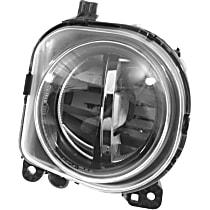 Fog Light Assembly - Driver Side, without Night Vision