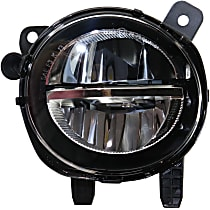 Fog Light Assembly - Driver Side, LED