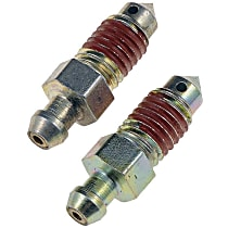 Dorman 12702 Brake Bleed Screw - Direct Fit, Sold individually Rear