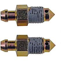12706 Brake Bleed Screw - Direct Fit, Sold individually