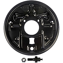 Dorman 13867 Brake Backing Plate - Direct Fit, Sold individually