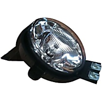 1570163 Front, Driver Side Fog Light, With bulb(s)