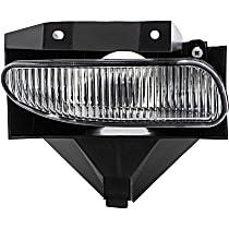 1570403 Front, Passenger Side Fog Light, With bulb(s)