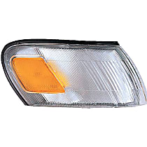 1630652 Driver Side Corner Light, With bulb(s)