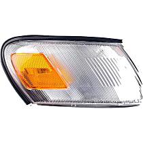1630653 Passenger Side Corner Light, With bulb(s)