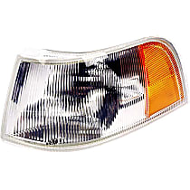 1630860 Driver Side Corner Light, Without bulb(s)
