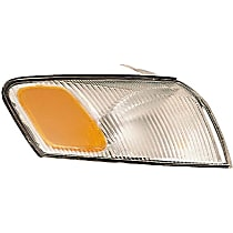 1630868 Driver Side Turn Signal Light, With bulb(s)