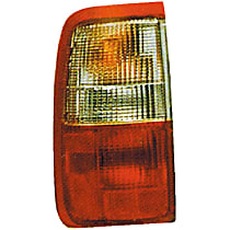 1630901 Tail Light Lens - Passenger Side, Direct Fit, Sold individually