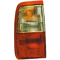 Dorman Tail Light Lens - 1630901 - Passenger Side, Direct Fit, Sold individually