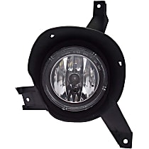1631265 Front, Driver Side Fog Light, With bulb(s)