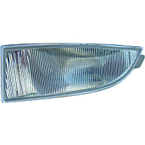 Passenger Side Corner Light, With bulb(s)