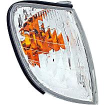 1631313 Passenger Side Corner Light, Without bulb(s)