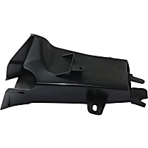 Replacement Air Intake Duct Radiator Support Air Intake Duct - RB16330004, Direct Fit