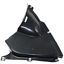 Fender Liner - Front, Passenger Side, Front Section, without M Sport Package