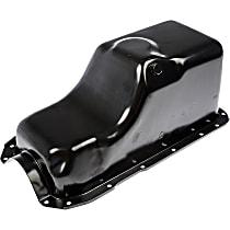 264-015 Steel Oil Pan