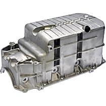 264-126 Aluminum Oil Pan