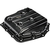 Dorman 265-832 Transmission Pan - Black, Steel, Stock Depth, Direct Fit, Sold individually