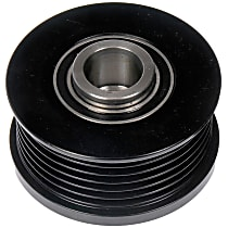 300-851 Alternator Pulley - Serpentine, Direct Fit, Sold individually