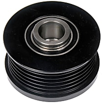 Dorman 300-851 Alternator Pulley - Serpentine, Direct Fit, Sold individually