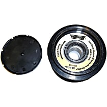 300-856 Alternator Pulley - Serpentine, Direct Fit, Sold individually