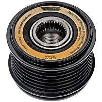 Dorman 300-875 Alternator Pulley - Serpentine, Direct Fit, Sold individually