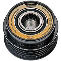 Dorman 300-880 Alternator Pulley - Serpentine, Direct Fit, Sold individually