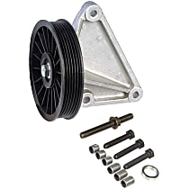 34150 A/C Compressor By-Pass Pulley - Direct Fit