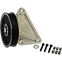 Dorman 34151 A/C Compressor By-Pass Pulley - Direct Fit