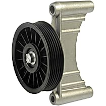 34152 A/C Compressor By-Pass Pulley - Direct Fit
