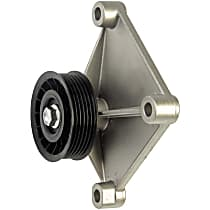 34155 A/C Compressor By-Pass Pulley - Direct Fit