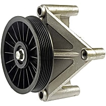 34157 A/C Compressor By-Pass Pulley - Direct Fit